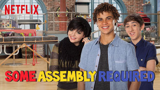 Netflix box art for Some Assembly Required - Season 1