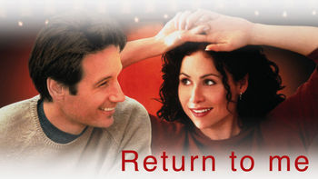Netflix box art for Return to Me