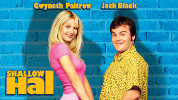 Netflix box art for Shallow Hal