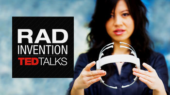 Netflix box art for TEDTalks: Rad Invention - Season 1