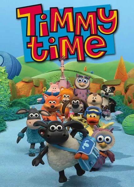 Timmy Time Netflix AR (Argentina)