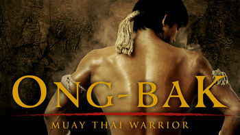Netflix box art for Ong-Bak: The Thai Warrior
