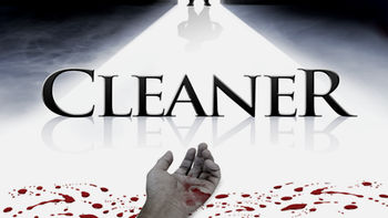 Netflix box art for Cleaner