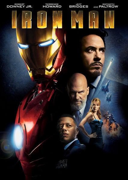 Iron Man Netflix ES (España)