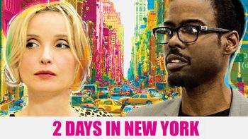 Netflix box art for 2 Days in New York