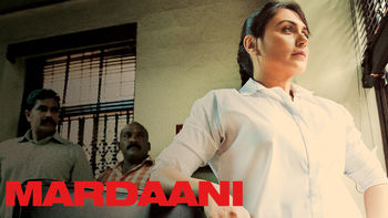 Netflix Box Art for Mardaani
