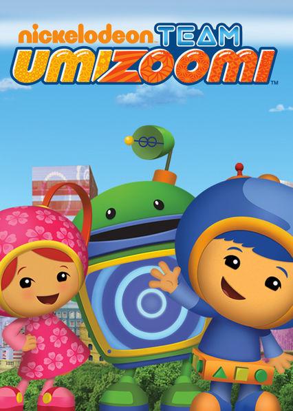 Team Umizoomi Netflix ES (España)
