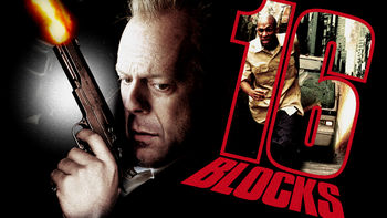 Netflix box art for 16 Blocks