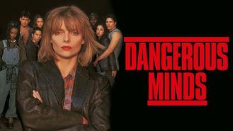 Netflix box art for Dangerous Minds