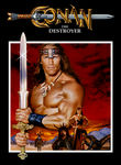 Conan the Destroyer Poster