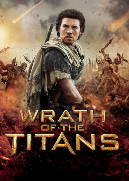 Wrath of the Titans Netflix BR (Brazil)