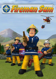 Fireman Sam Netflix UK (United Kingdom)