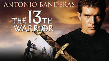 Netflix box art for The 13th Warrior