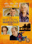The Best Exotic Marigold Hotel Poster