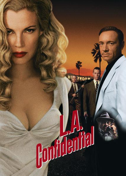 L.A. Confidential Netflix BR (Brazil)