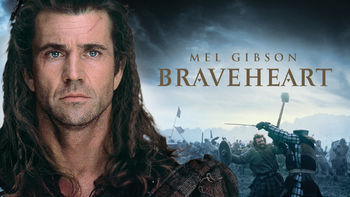 Netflix box art for Braveheart