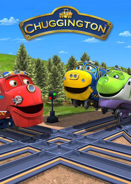 Chuggington Netflix BR (Brazil)
