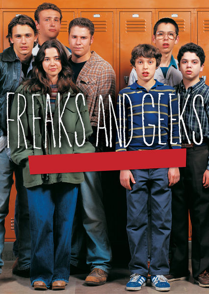 Freaks and Geeks Netflix BR (Brazil)