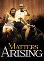 Matters Arising | filmes-netflix.blogspot.com