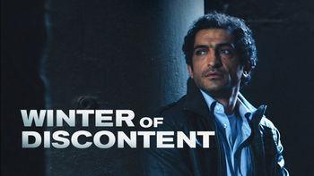 Netflix box art for Winter of Discontent