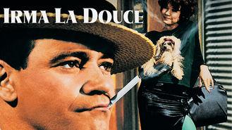 Netflix box art for Irma La Douce