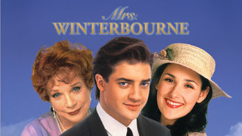 Netflix box art for Mrs. Winterbourne