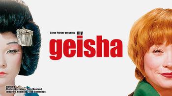 Netflix box art for My Geisha