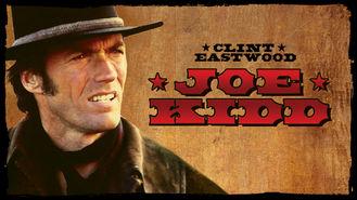 Netflix box art for Joe Kidd