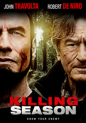 Netflix Box Art for Killing Season