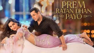 Netflix box art for Prem Ratan Dhan Payo