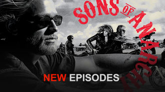Netflix Box Art for Sons of Anarchy - Season 7