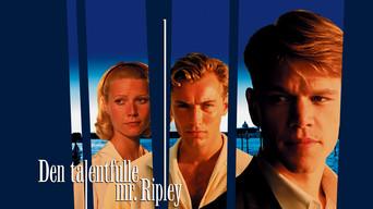 Den talentfulle mr. Ripley