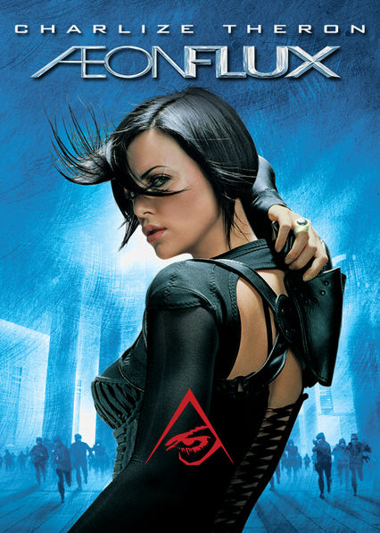 Aeon Flux Netflix KR (South Korea)