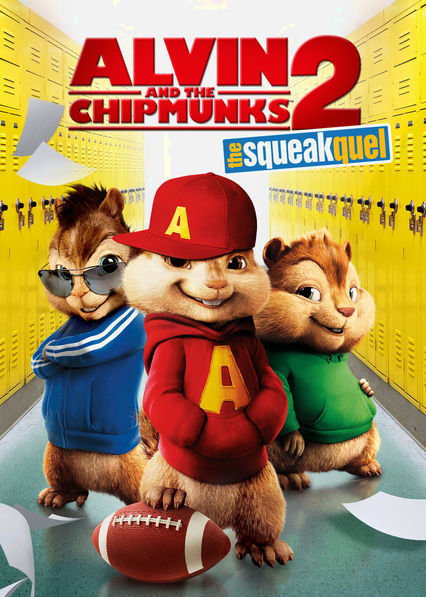 Alvin and the Chipmunks: The Squeakquel Netflix ES (España)