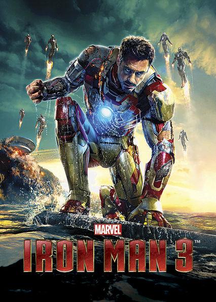 Iron Man 3 Netflix ES (España)