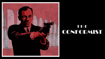 Netflix box art for The Conformist