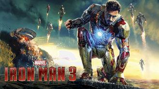 Netflix Box Art for Iron Man 3