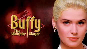 Netflix box art for Buffy the Vampire Slayer