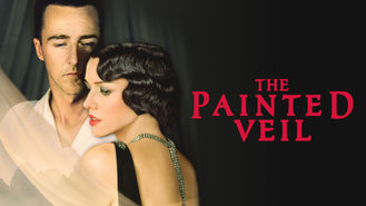 Netflix box art for The Painted Veil