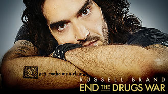 Netflix Box Art for Russell Brand: End the Drugs War