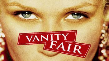 Netflix box art for Vanity Fair