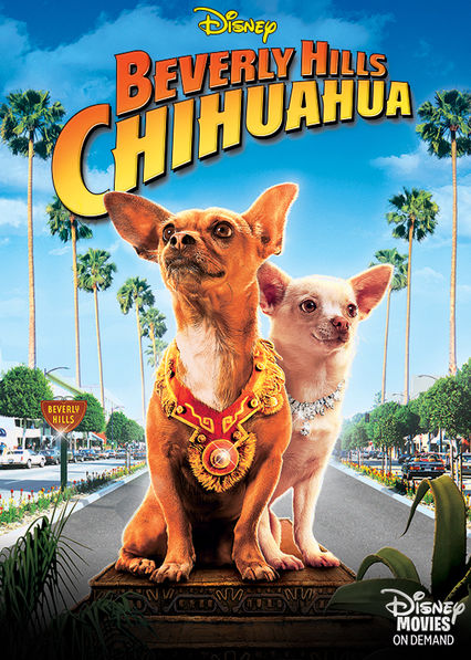 Beverly Hills Chihuahua Netflix AR (Argentina)