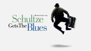 Netflix box art for Schultze Gets the Blues