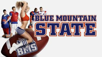 Netflix box art for Blue Mountain State - Season 2