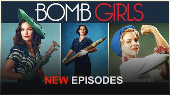 Netflix Box Art for Bomb Girls - Season 3