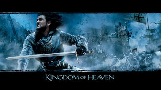 Netflix box art for Kingdom of Heaven