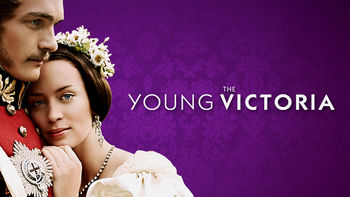 Netflix box art for The Young Victoria