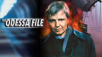 Netflix box art for The Odessa File