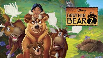 Netflix box art for Brother Bear 2
