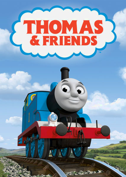 Thomas and Friends Netflix BR (Brazil)